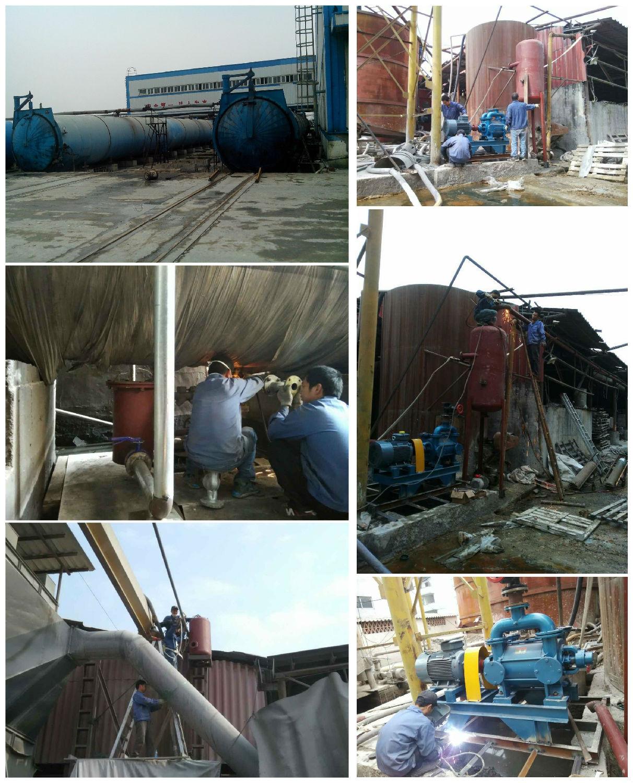 佛真成功案例-建材蒸汽回收系统工程