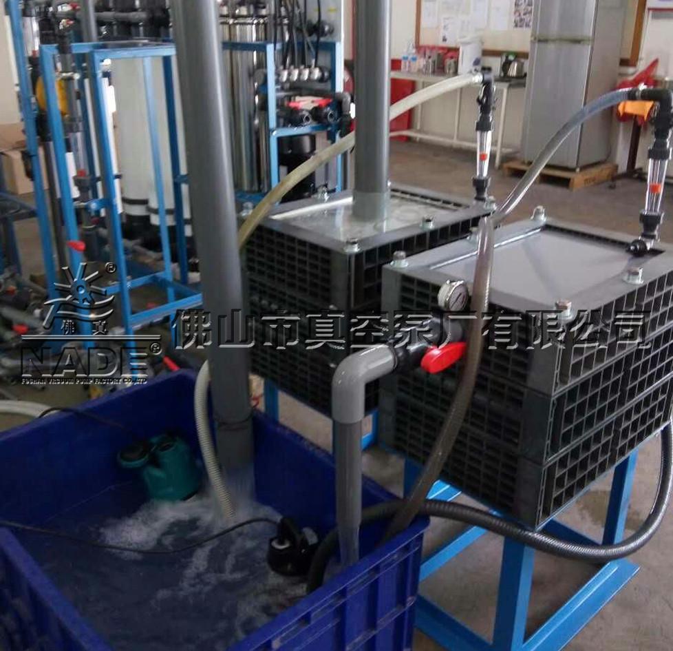 污水处理净化系统