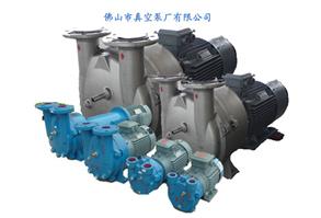 2BVF系列水环式真空泵
